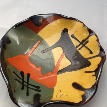 I identified pottery plate/dish Image13