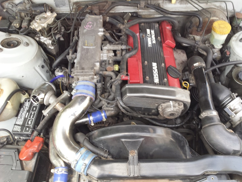 200SX S13 1JZ-GTE 20140510