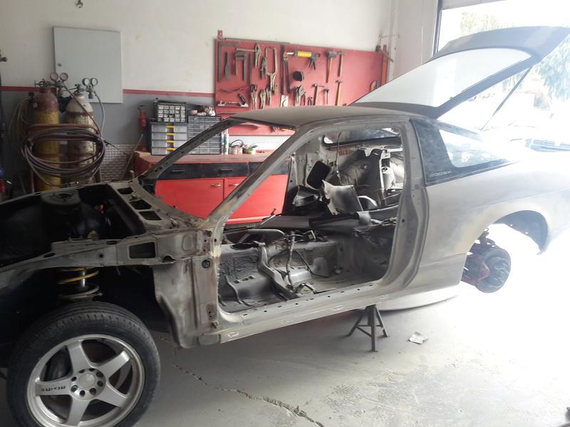 200SX S13 1JZ-GTE 20171213