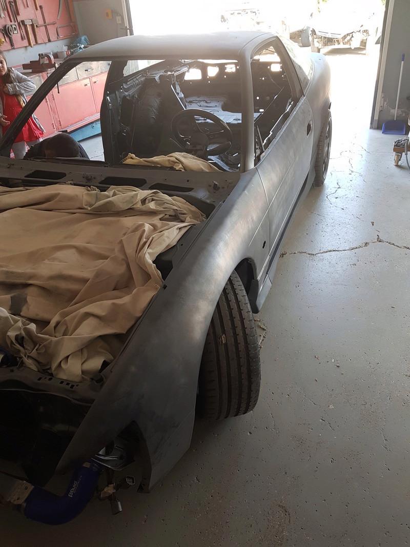 200SX S13 1JZ-GTE 20180411