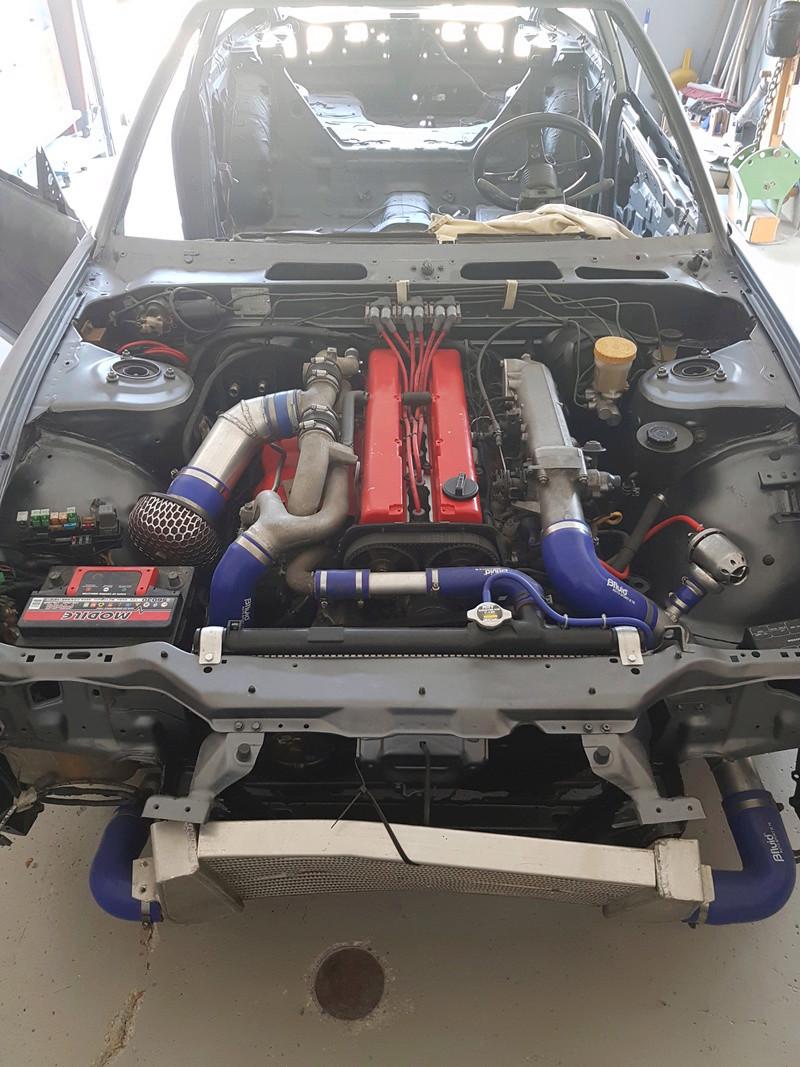 200SX S13 1JZ-GTE 20180413