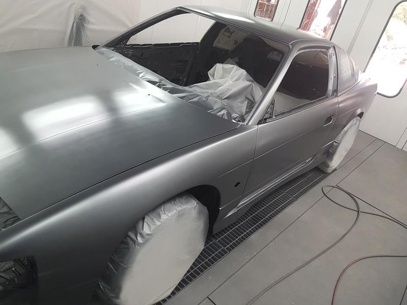 200SX S13 1JZ-GTE 20180422