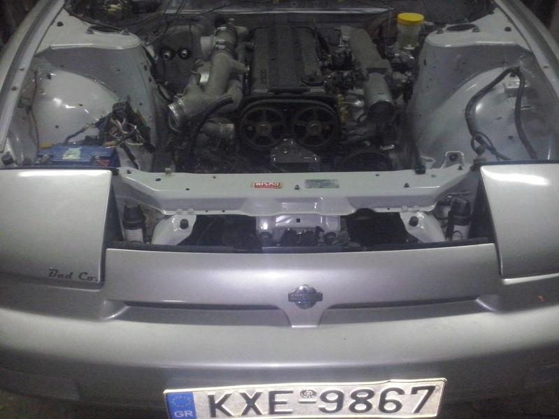 200SX S13 1JZ-GTE Supra10