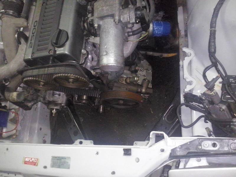 200SX S13 1JZ-GTE Supra110