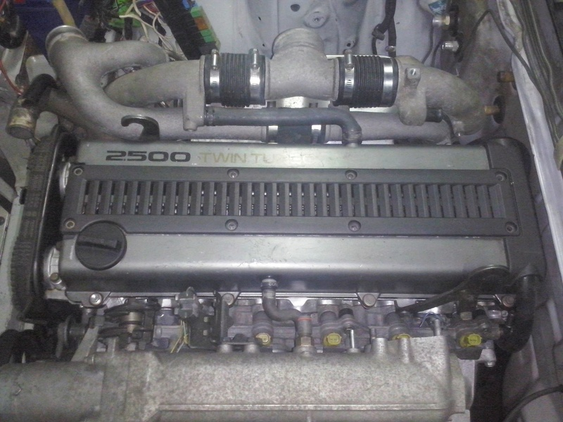 200SX S13 1JZ-GTE Supra210