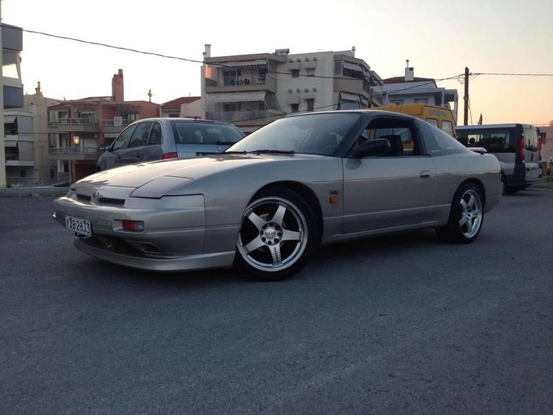 200SX S13 1JZ-GTE Sx10