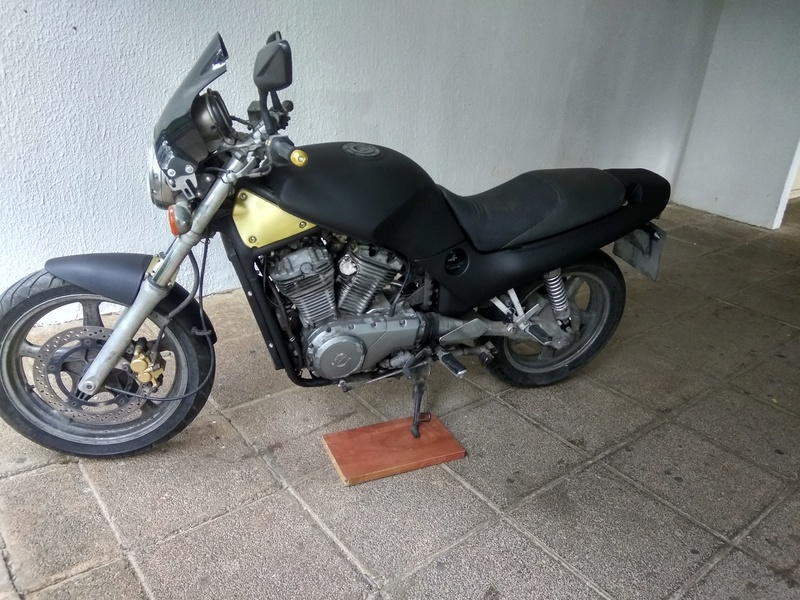 Мой VX VS51A 1991 Img_2011