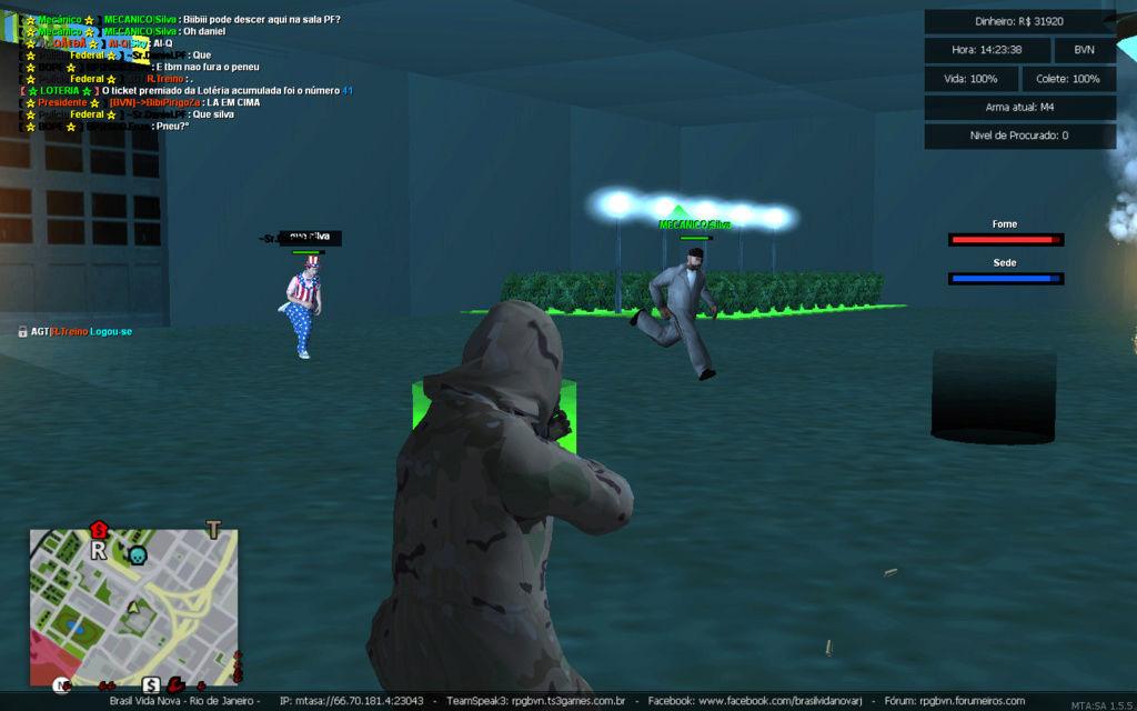 quasar do meu ban no server mlk queria invadir a minha base so matei  Mta-sc11