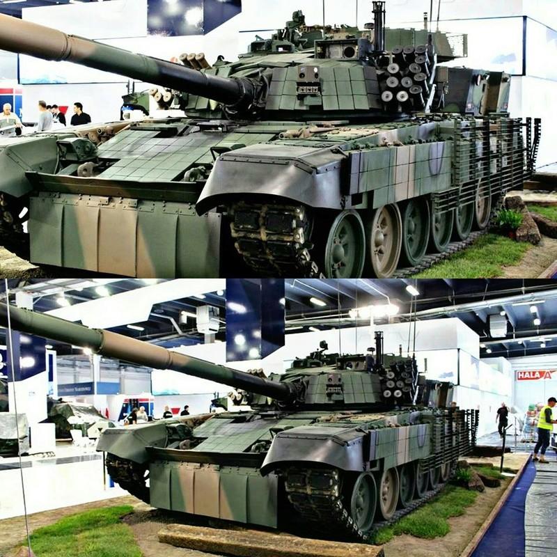العراق يدخل في مفاوضات مع بولندا لتطوير اسطوله من دبابات T-72 28056410