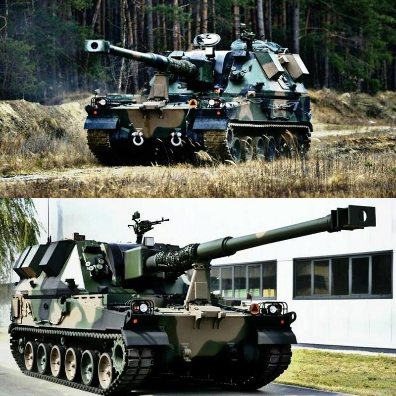 العراق يدخل في مفاوضات مع بولندا لتطوير اسطوله من دبابات T-72 28279110
