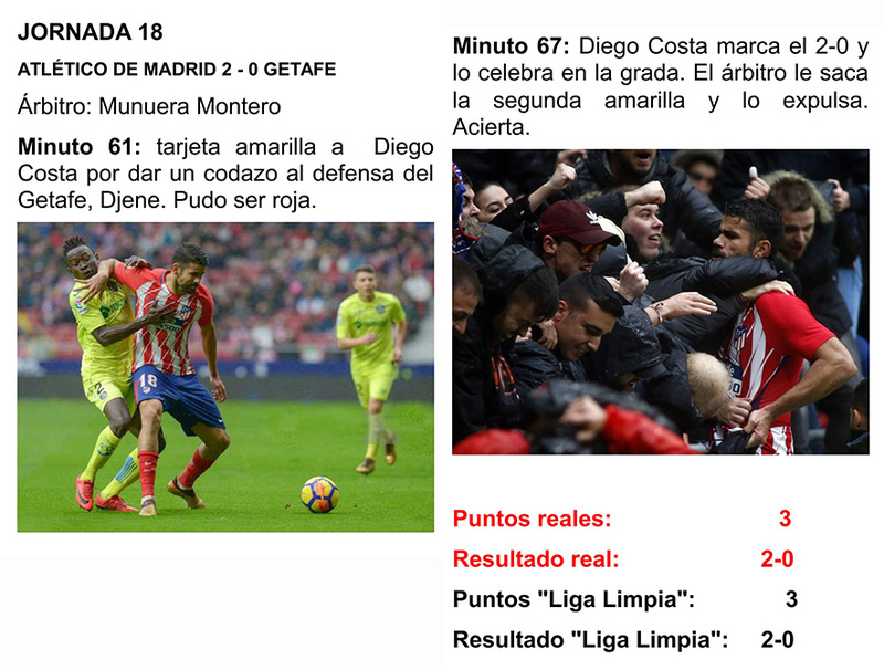 LA LIGA LIMPIA 2017/2018 Atlyti15