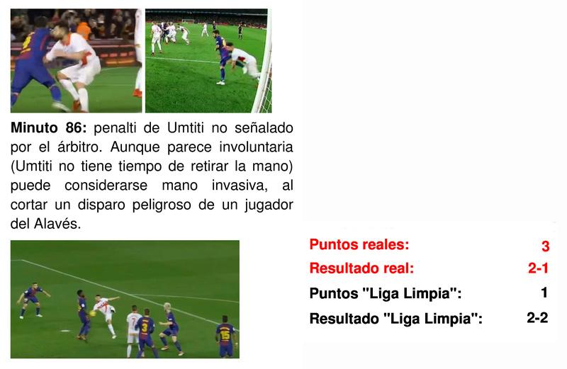 LA LIGA LIMPIA 2017/2018 Barya-23