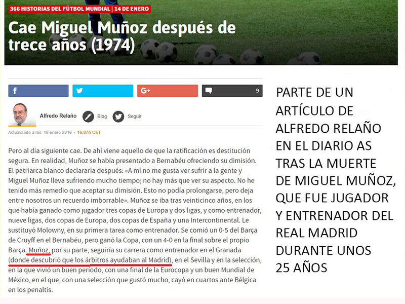 REAL MADRID Miguel10