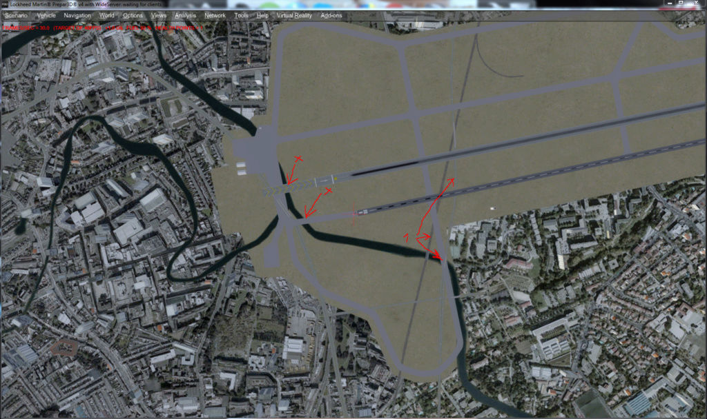 I need a fix for LGLR airport Larisa for (P3D v4) Larisa13