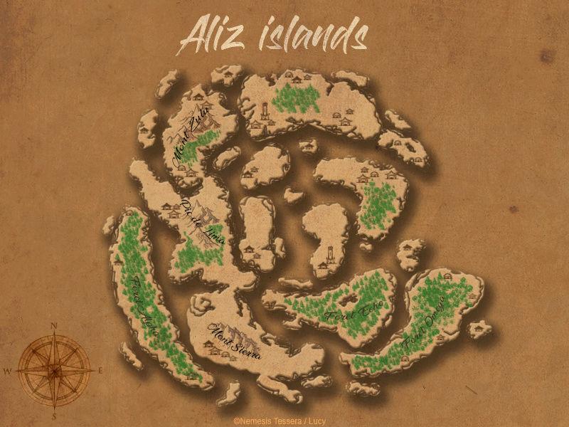 ▬ Carte du monde ▬ Aliz_i10