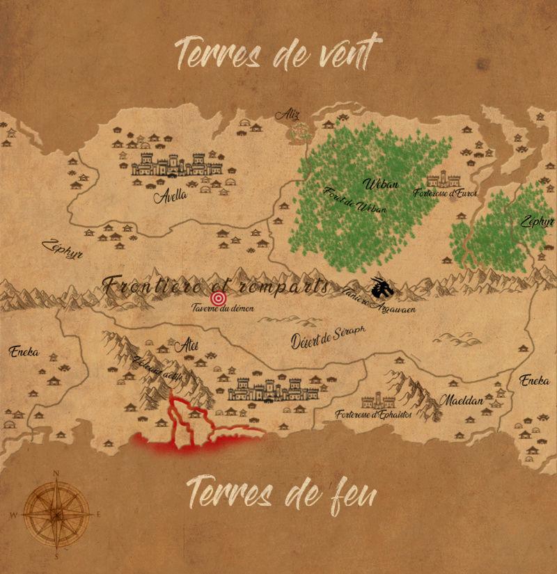 ▬ Carte du monde ▬ Nemesi10