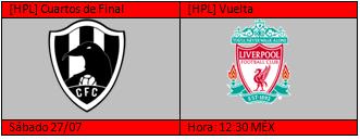 [HPL] Horarios de Semifinales + partido aplazado Semis12