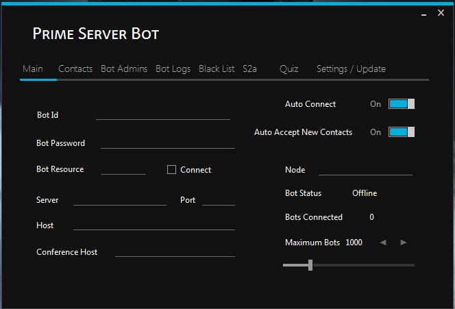 Prime Server Bot ! Prime110
