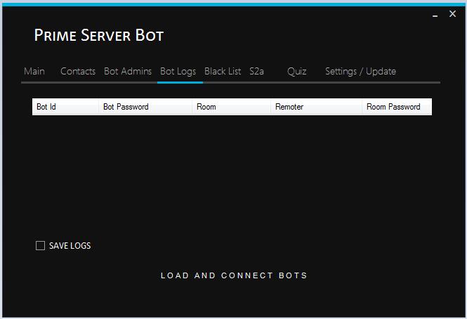 Prime Server Bot ! Prime210