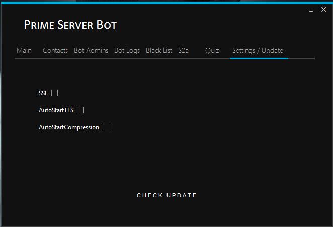 Prime Server Bot ! Prime510