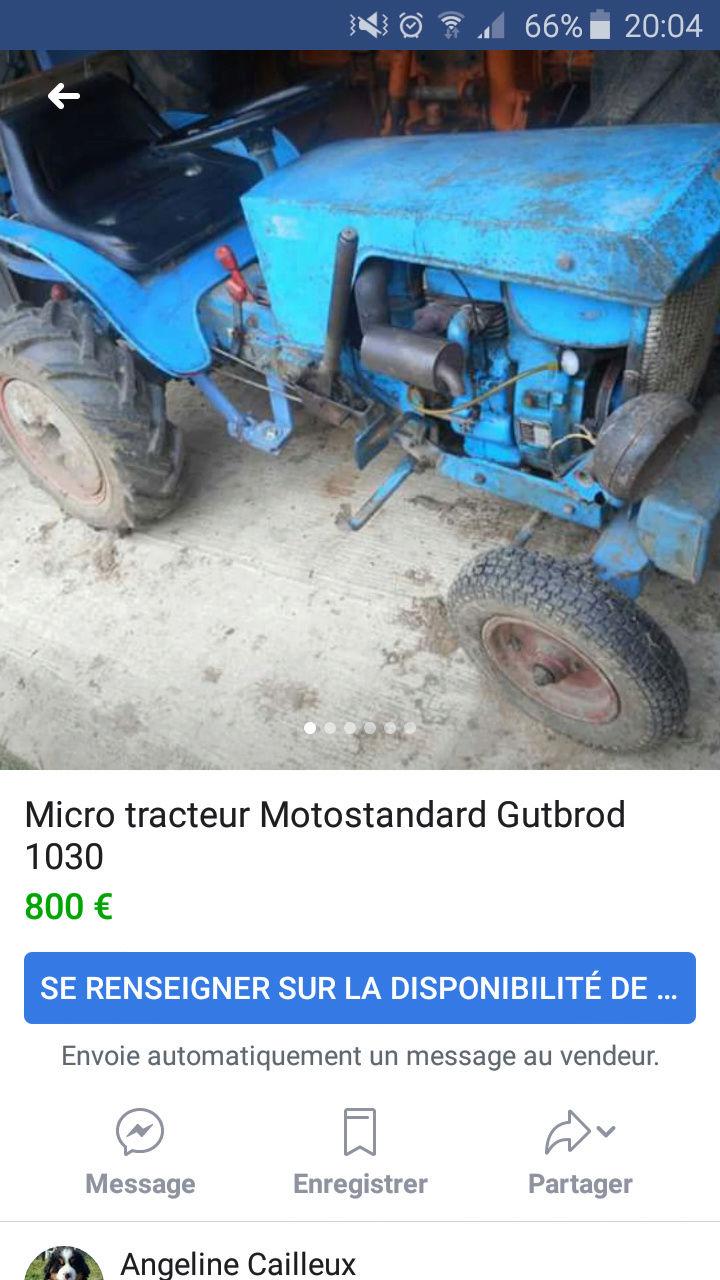 A vendre tracteur  Screen10