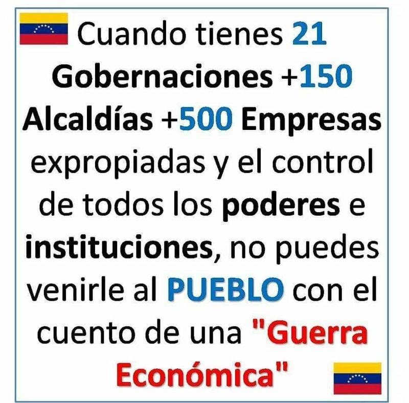 Venezuela, Crisis economica - Página 39 31880710