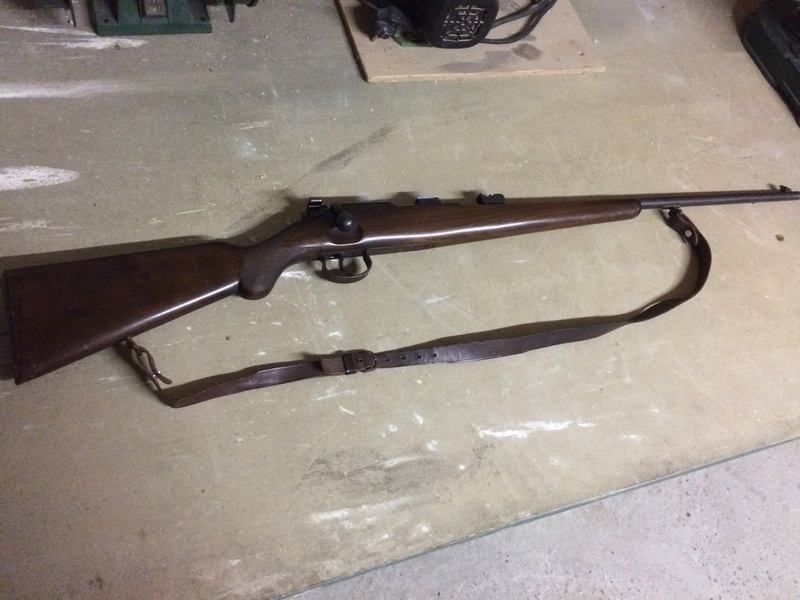 Identification carabine 22lr  A9f35510