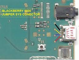 Pistas de carga y Usb Blackberry 8800 Pistas21