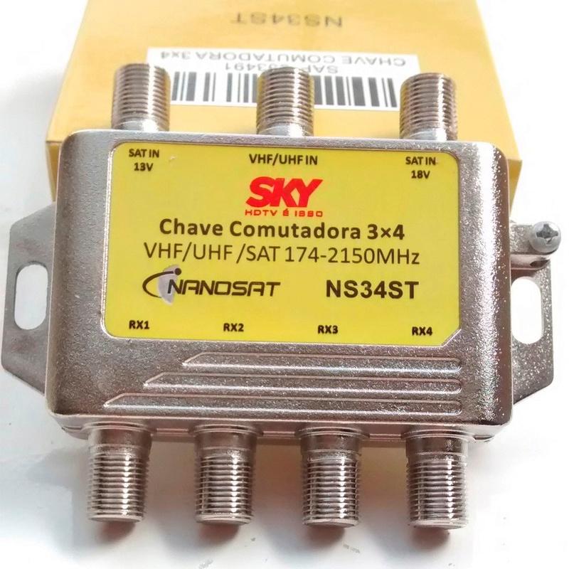 procurando - Problemas com: Procurando sinal sat in 1 Chave-10