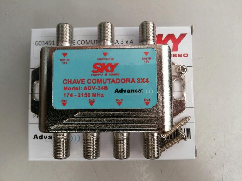 procurando - Problemas com: Procurando sinal sat in 1 Chave-11