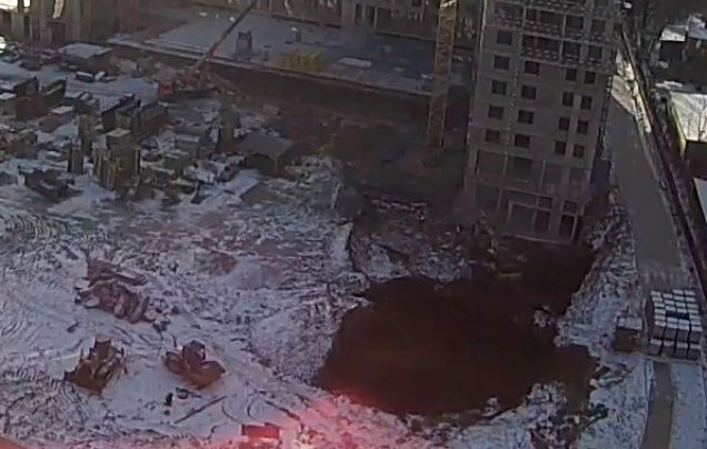 """Веб-камеры на площадке строительства ЖК """"Нормандия"""" - Страница 2 10_10"""