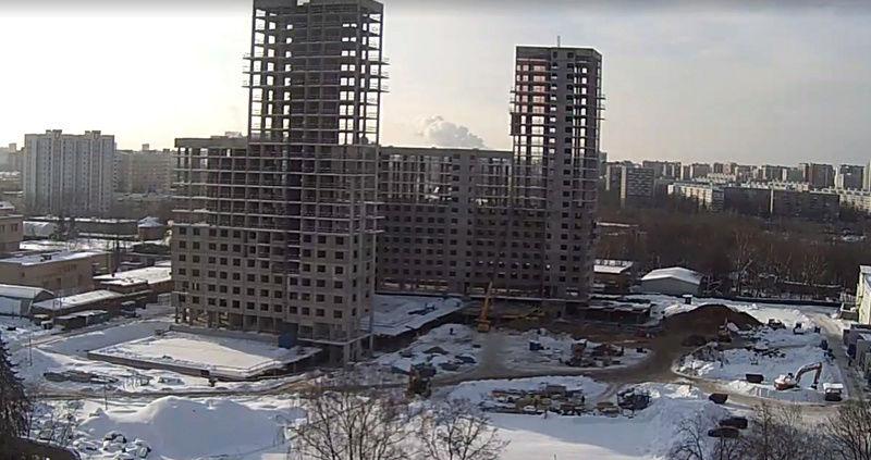 """Веб-камеры на площадке строительства ЖК """"Нормандия"""" - Страница 2 2810"""