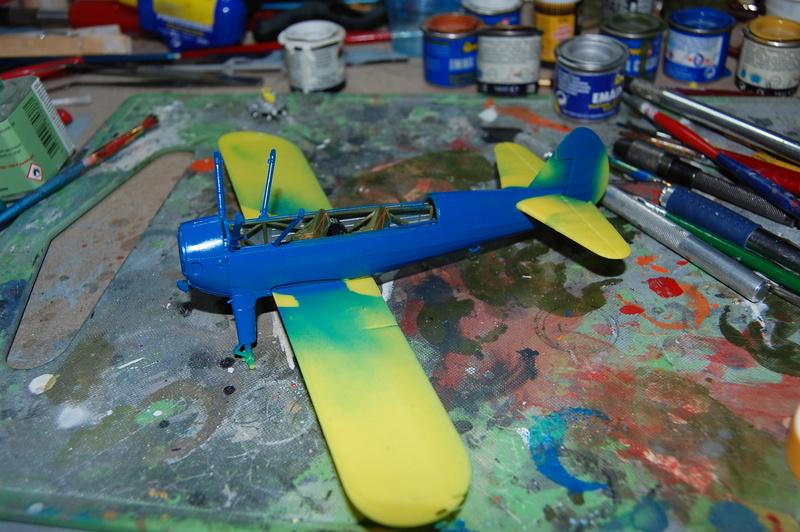 Stearman PT-17 Kaydet Us Army Air Corps 1941 Dsc_0110