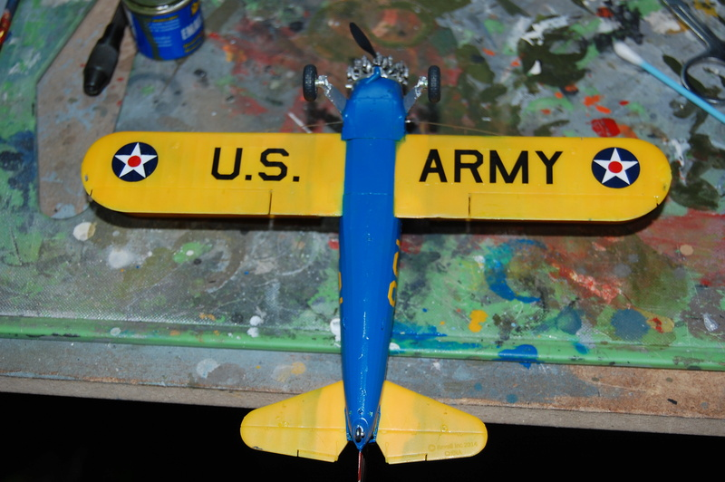 Stearman PT-17 Kaydet Us Army Air Corps 1941 Dsc_0113