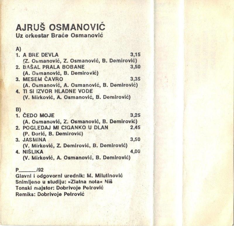 Ajrus Osmanovic - Omoti 09-24-16