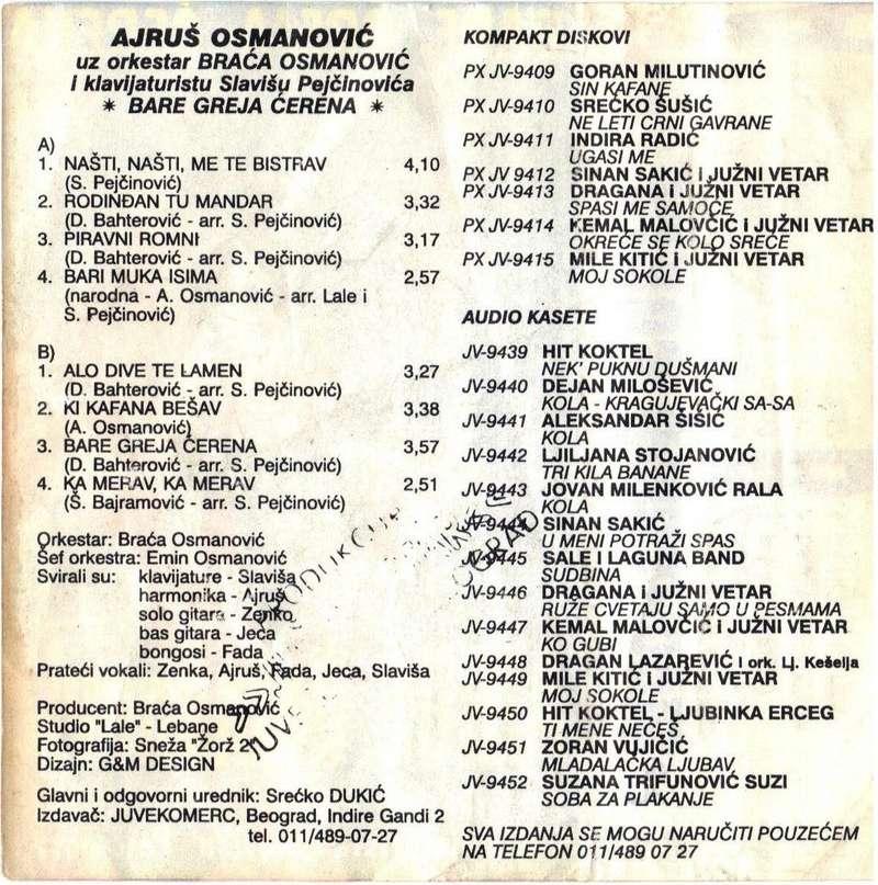 Ajrus Osmanovic - Omoti 09-24-18