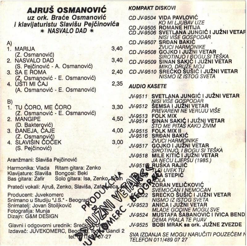 Ajrus Osmanovic - Omoti 09-24-19