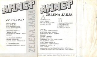 Ahmet Rasimov - Diskografija 09-24-29