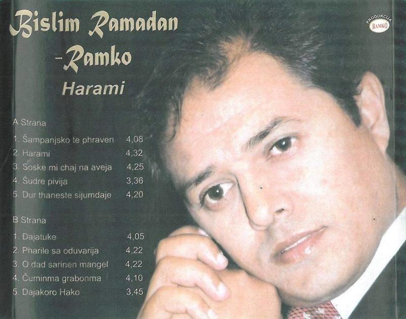 Ramadan Bislim Ramko - Omoti 11124210
