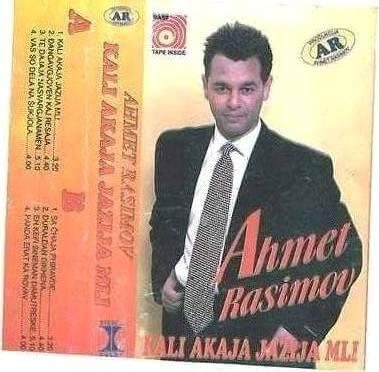 Ahmet Rasimov - Omoti  11124810