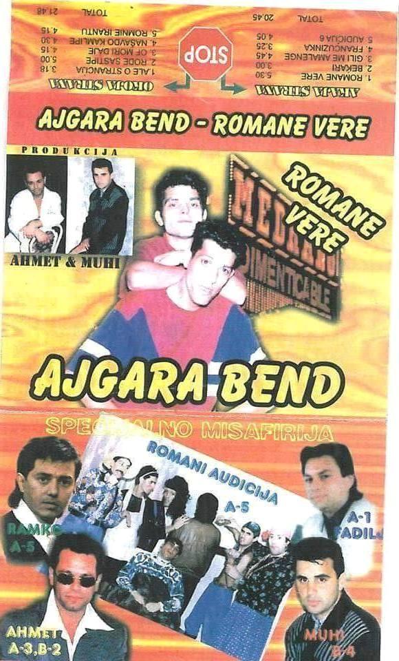 Ajgara Bend - Omoti 11414511