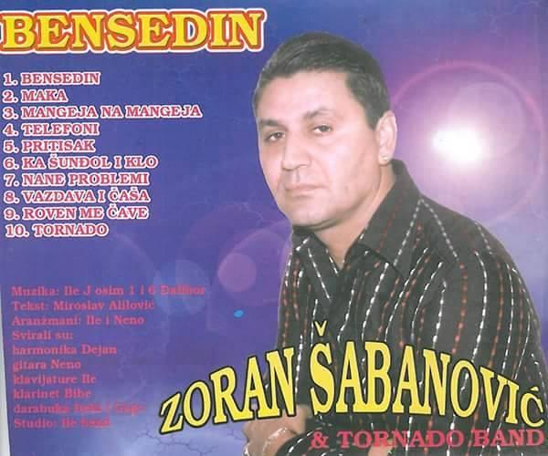 Zoran Šabanović - Omoti 11733310