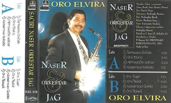 Razni Pevaci,Orkestri Iz Makedonije i Sa Kosova - Omoti 11739510