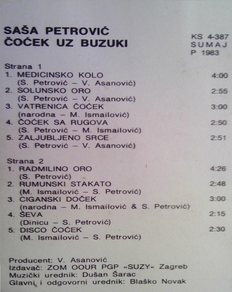 Moji Nišlije Muzičari i Pevači - Omoti 12915010