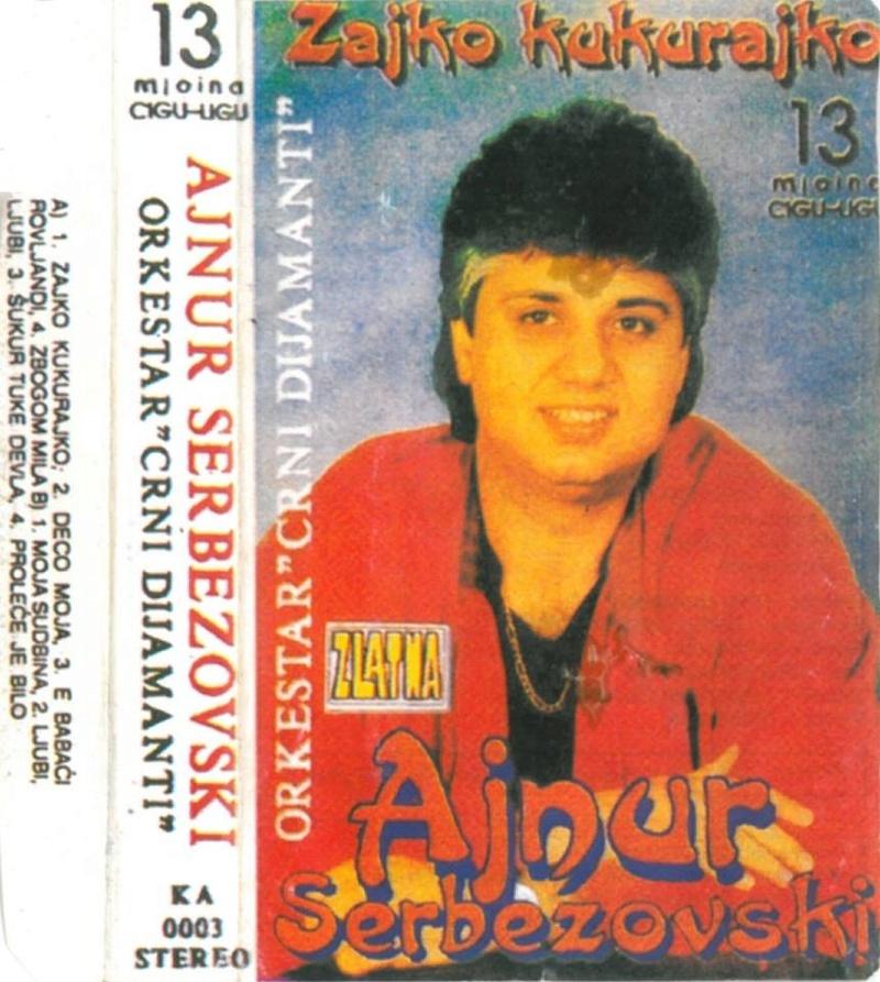 Ajnur Serbezovski - Omoti 16521610