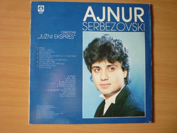 Ajnur Serbezovski - Omoti 1810