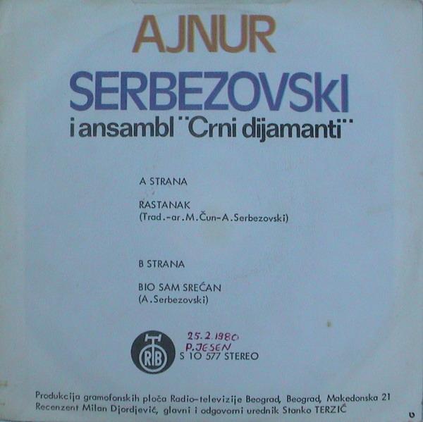 Ajnur Serbezovski - Omoti 1978-210