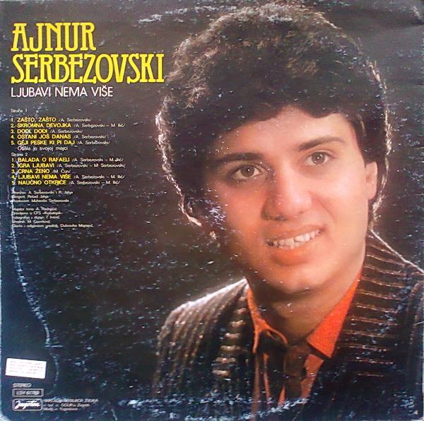 Ajnur Serbezovski - Omoti 1983-110