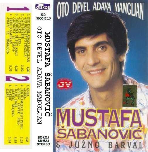 Mustafa Šabanović - Omoti 1985-310