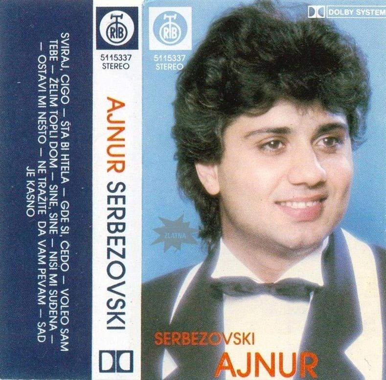 Ajnur Serbezovski - Omoti 198610